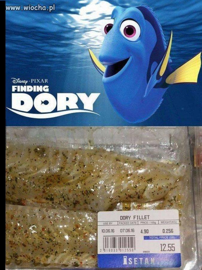 Znaleźli Dory