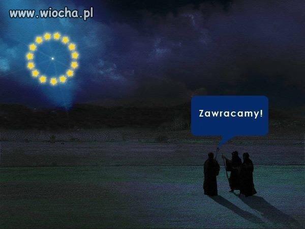 Święta w UE, stały się niepoprawne politycznie.