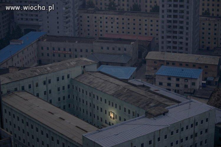 Oszczędność prądu w Korei Północnej