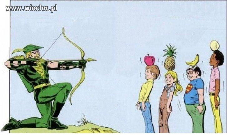 Poczciwy Robin Hood .