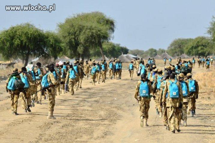 Afryka - na co idzie pomoc wysyłana przez ONZ