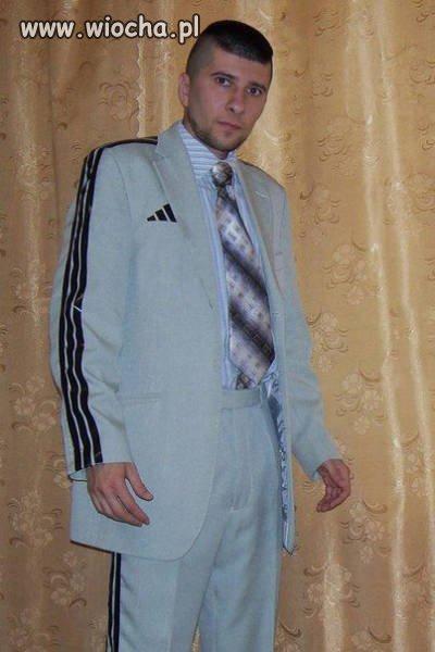 Ruskie kochają Adidasa