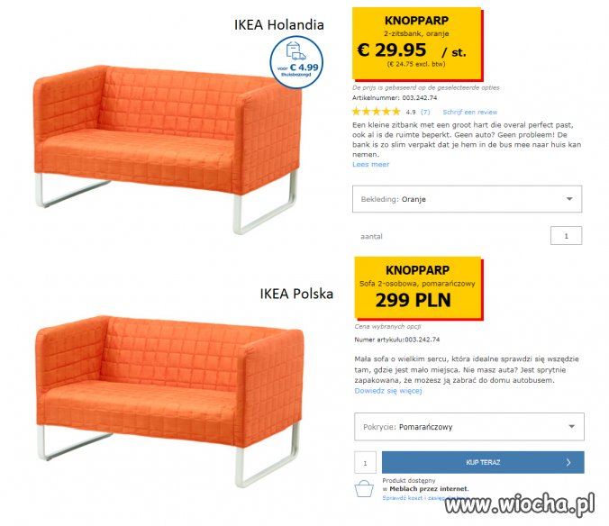 """IKEA ma własny """"kus walut"""""""