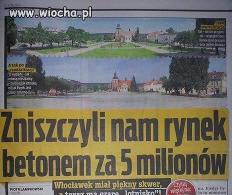 Włocławski rynek za 5 milionów