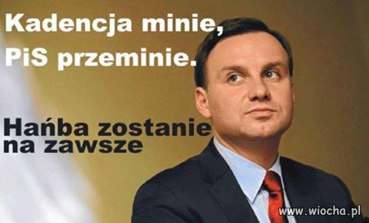 Zastał Polskę szanowaną