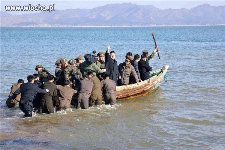 Inwazja na Koreę Południową.