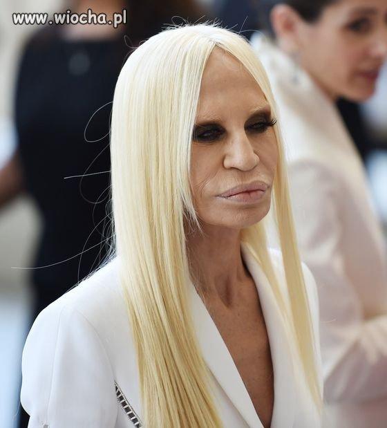 Donatella Versace kobieta android