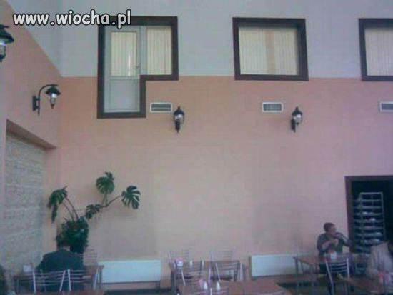 Pokój z wyjściem na stołówkę