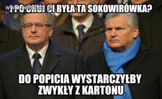 Kwaśniewski zawsze na czasie