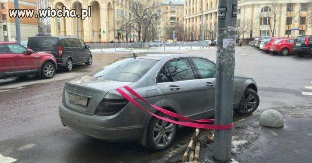Zabezpieczenie samochodu