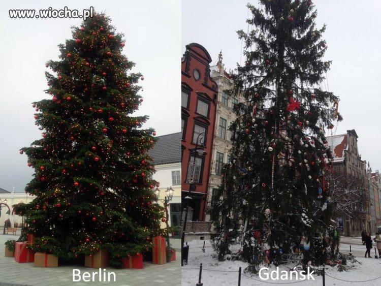 Gdańsk vs Berlin