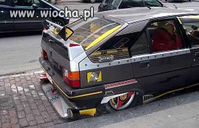 Sportowe auta...
