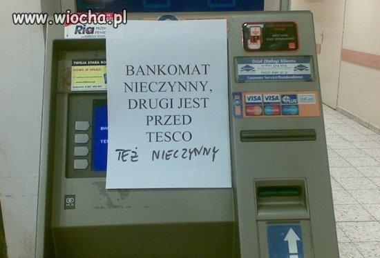 Bankomaty Bankomaty