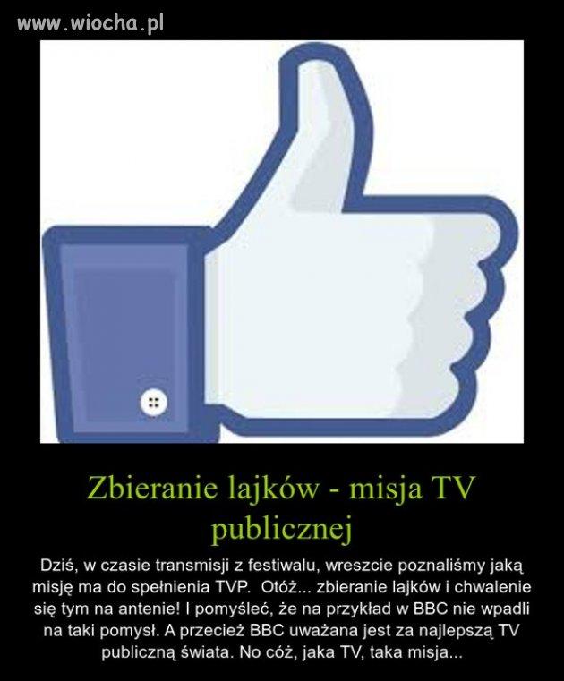Jaka telewizja, taka misja...