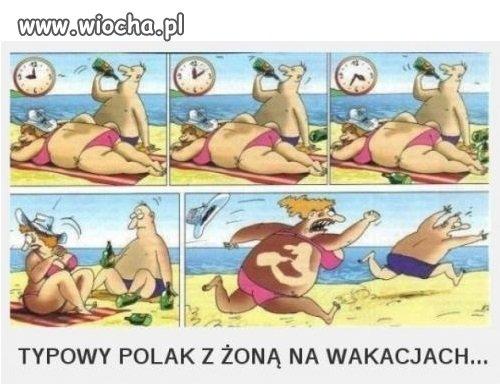 Wakacje Polaka