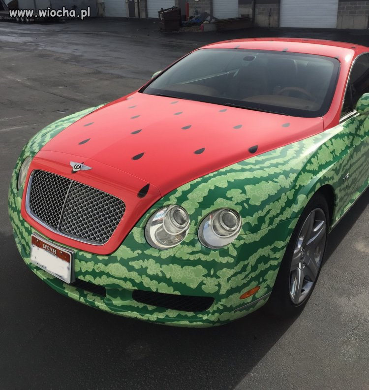Bentley arbuz?