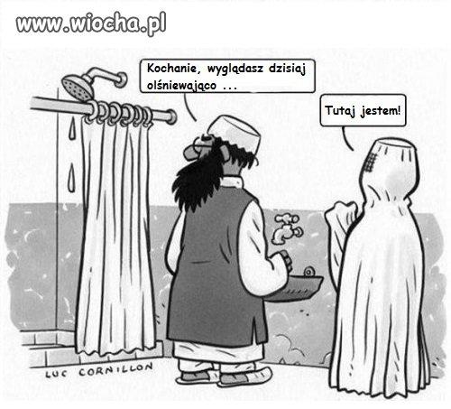 Tymczasem u Muzułmanów