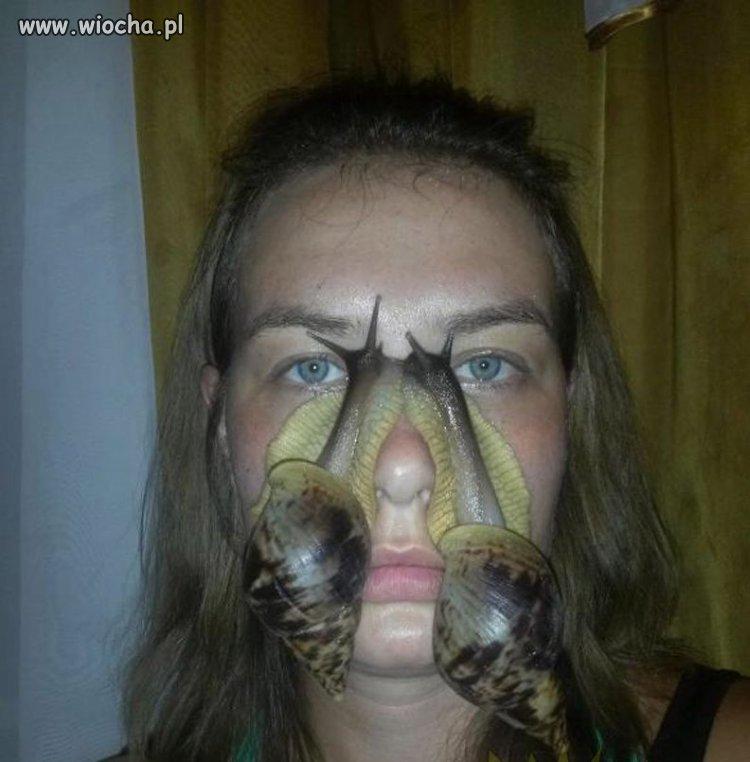 A ślimaki już były ?