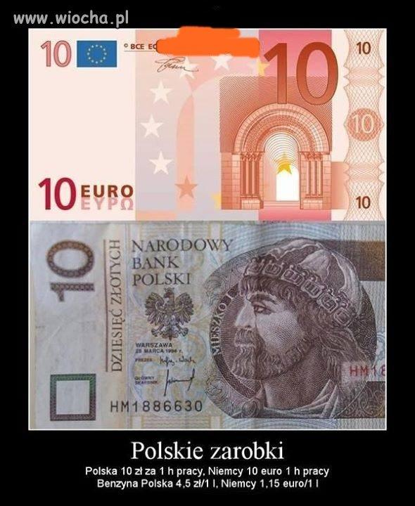 A gdy wprowadzą nam euro
