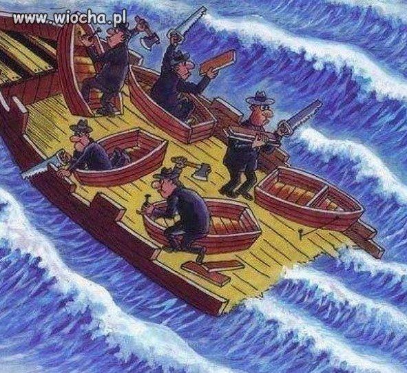 Tak widzę nasz rząd...