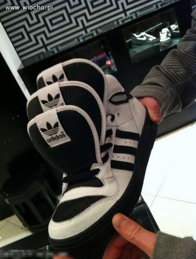 Tak bardzo Adidas