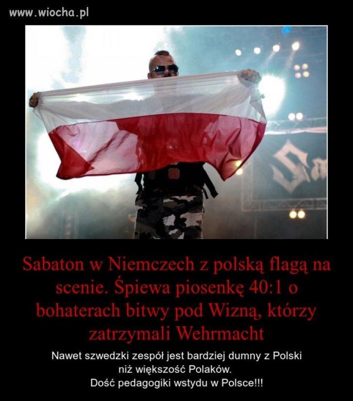 Mają więcej Polskości w sobie...