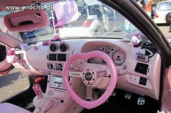 Samochód dla słitaśnych