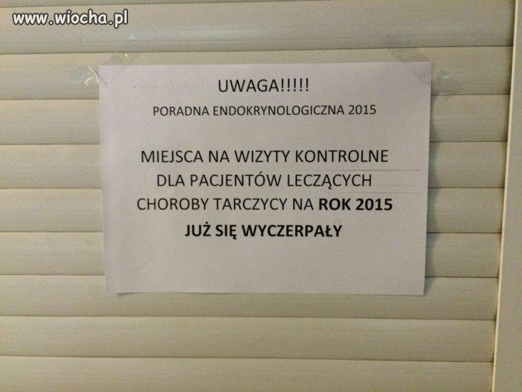 Ciekawostka ze szpitala Bielańskiego w Stolycy!!!