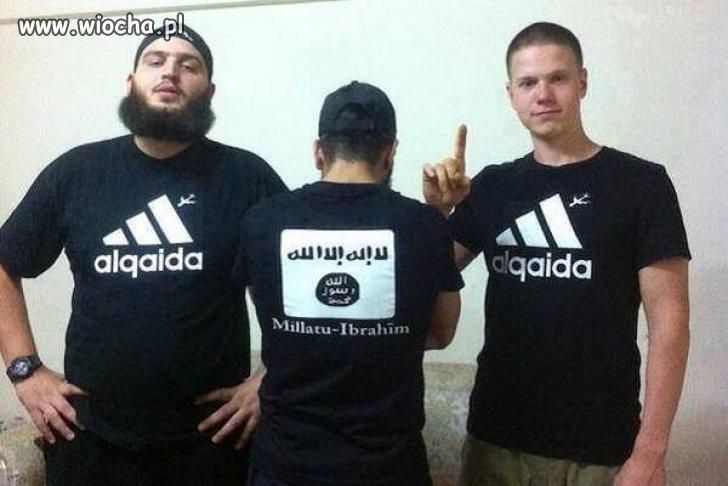 Europejczycy w Syrii. Zdrajcy.