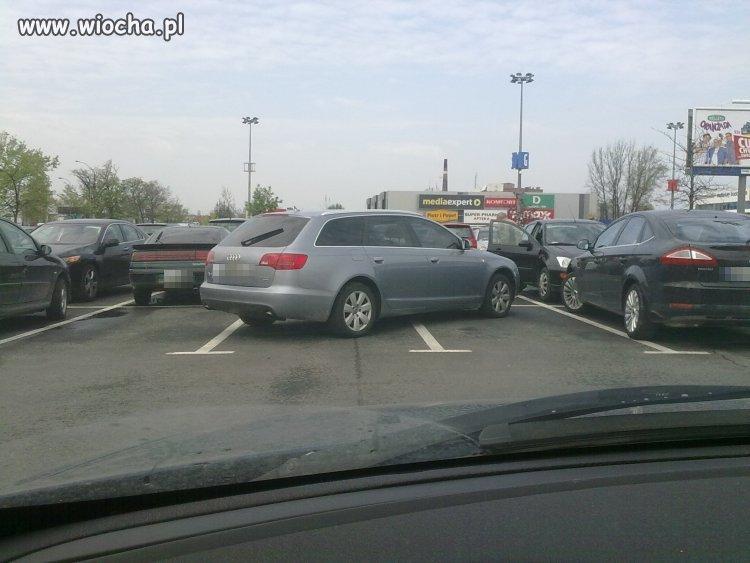 Parkowanie wieśniaka