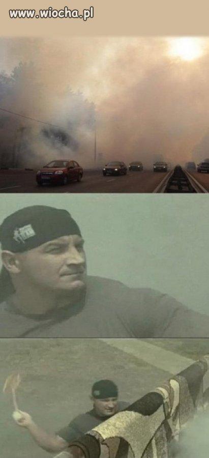 Przyczyna smogu w Polsce znaleziona