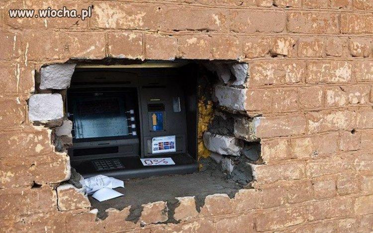 Bankomat...