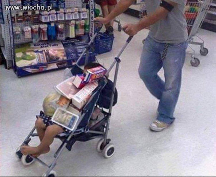 Na zakupach z tatą
