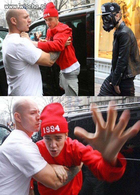 Bieberowi odwaliło