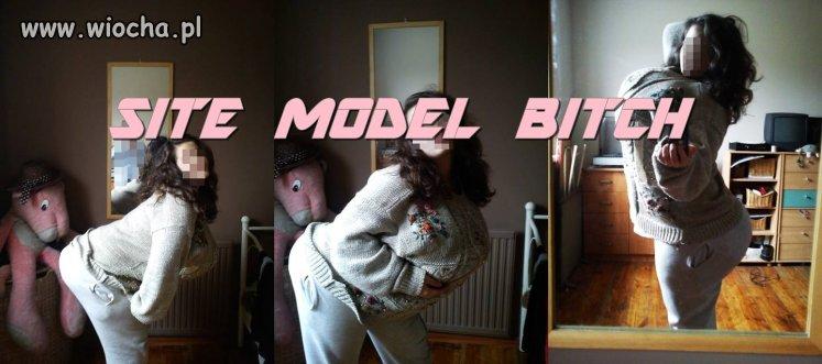 Site model bitch