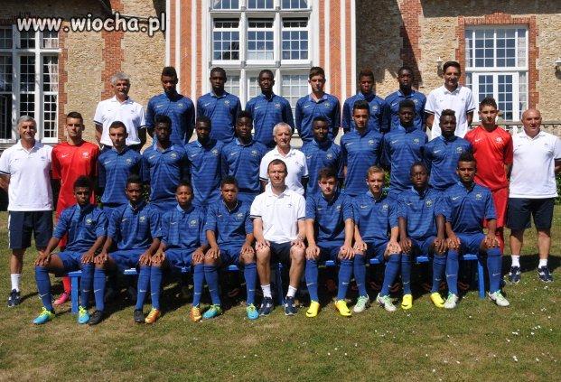 Kadra Francji U-17(aktualne)