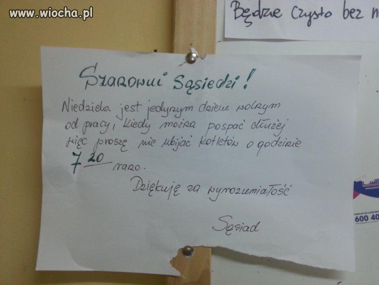 Sosnowiec - dziwne miasto