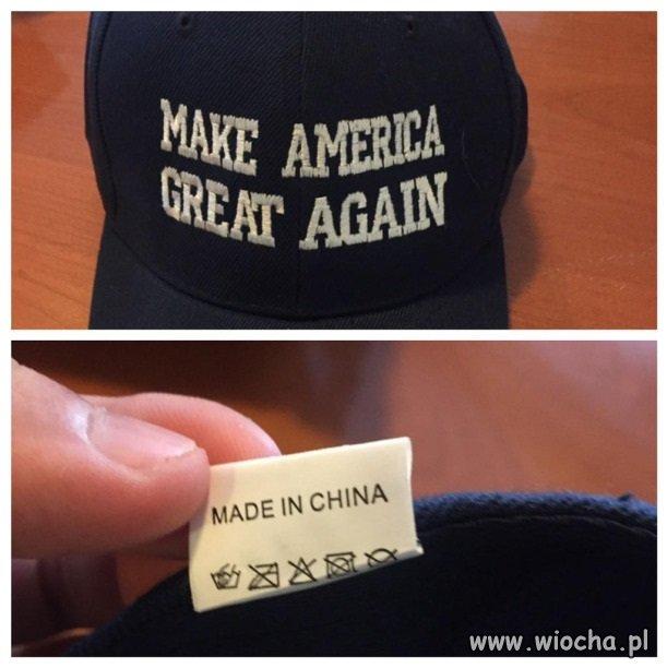 Make America...
