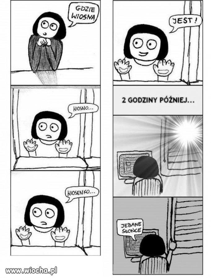 Witaj, słoneczko