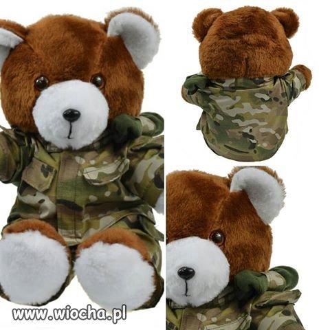 Misiek w mundurze -