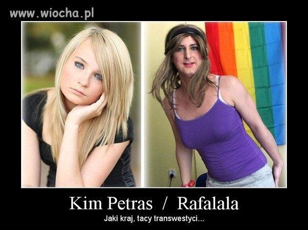 Jaki kraj, taki transwestyta...