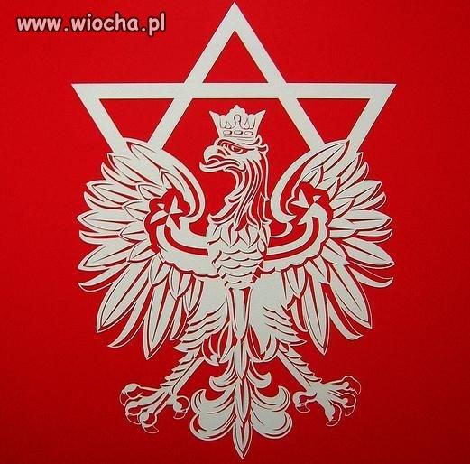 Dziwi was niemiecka flaga z p�ksi�ycem