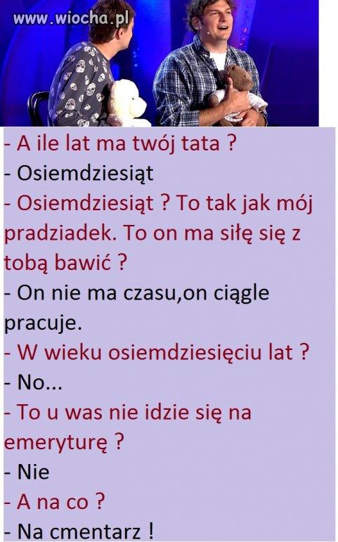 Kabaret Smile - Xavię (z 2018) i Jaś (z 1990)