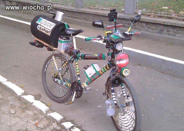 Rower wielofunkcyjny