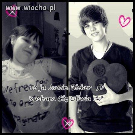 Ja z Justinem Bieberem