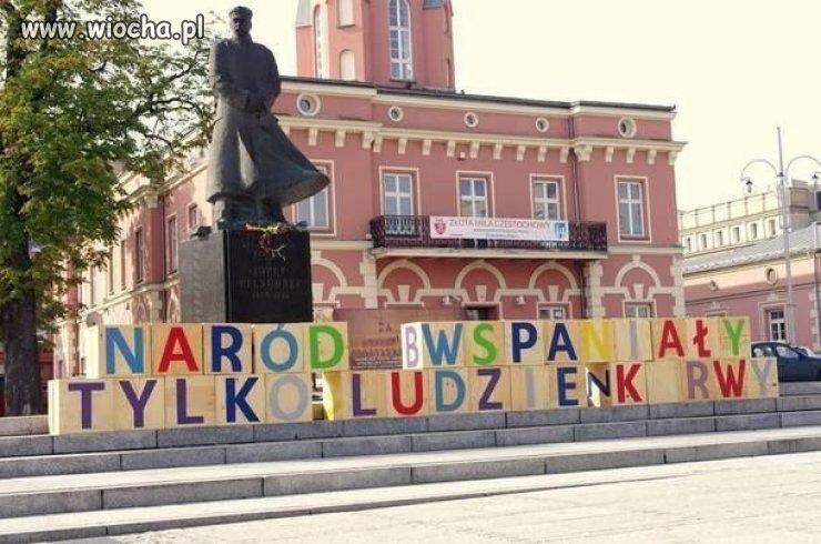 Witamy w Częstochowie.