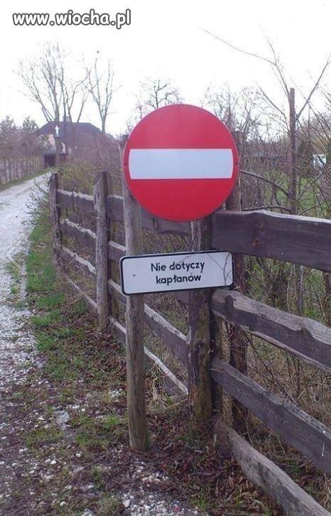 Takie rzeczy tylko w Polsce...