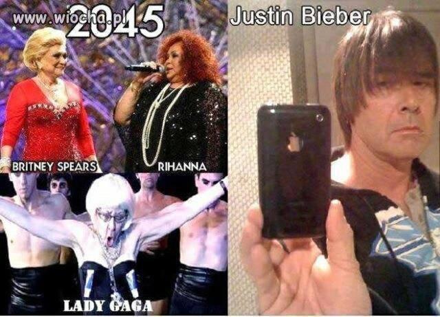 Co będzie w roku 2045 ?