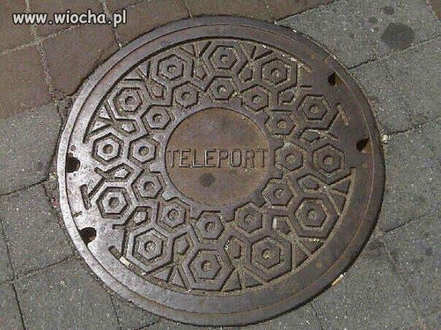 Teleport...