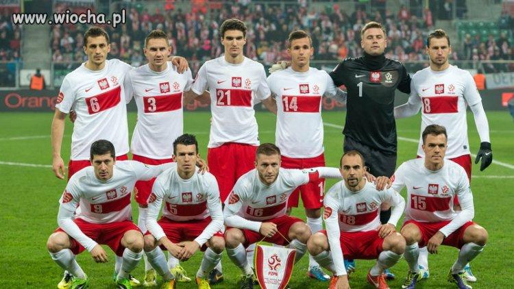 Polska Szkocja 0:1 Gratulujemy...